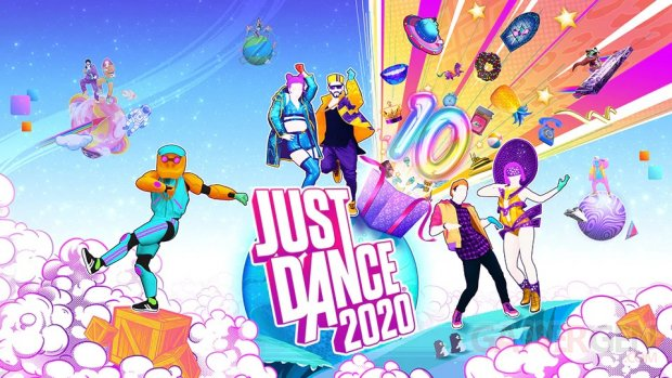 Just Dance 2020 head