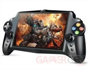 jxd S192K tablette console jeu hybride