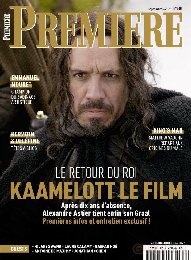 Kaamelott Premiere roi Arthur 21 08 2020