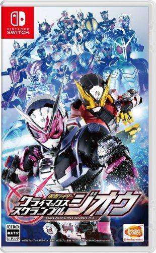 Kamen Rider Climax Scramble Zi O jaquette 03 08 2018