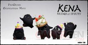 Kena Bridge of Spirits bonus précommande