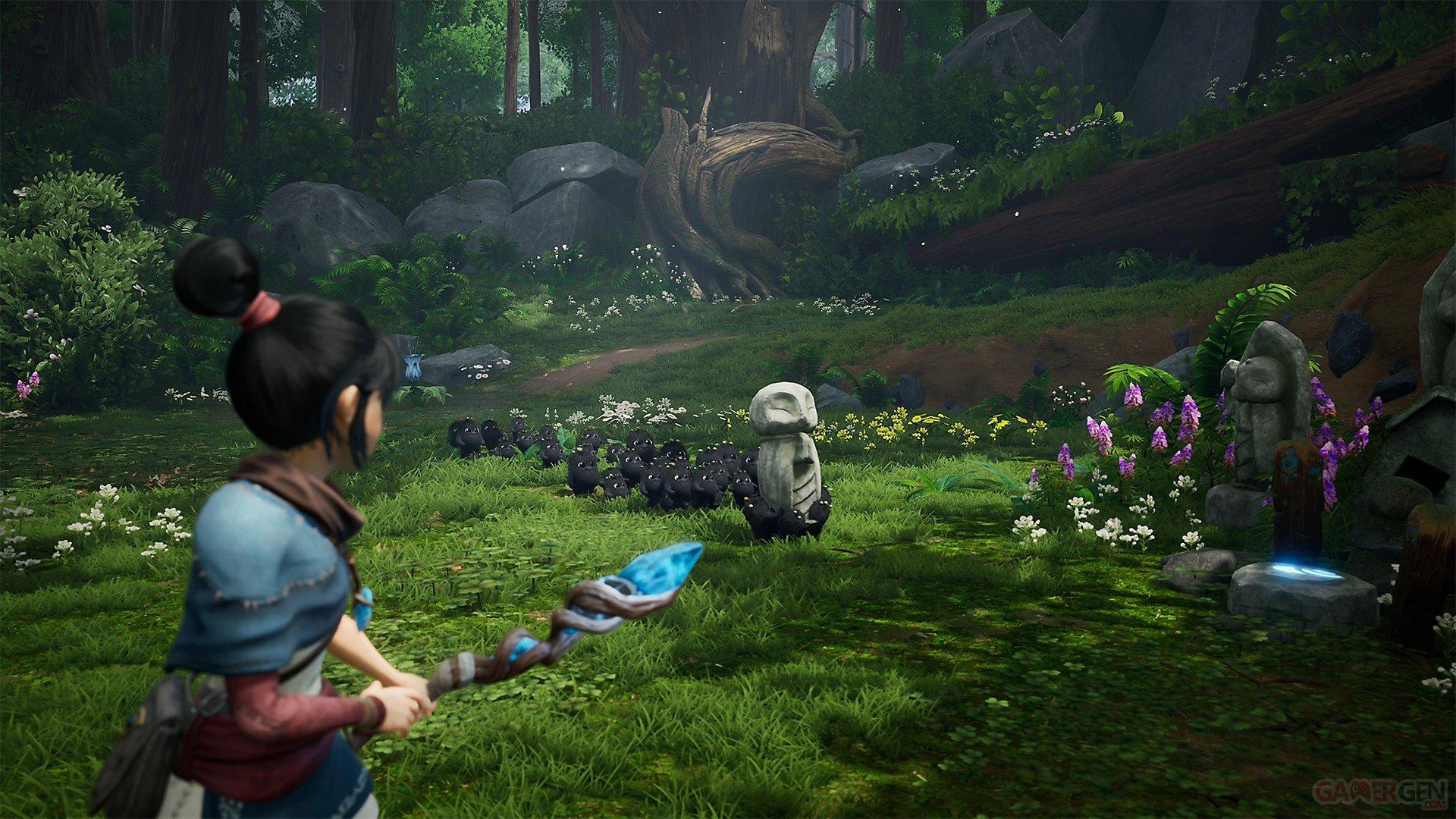 Kena: Bridge of Spirits, pas de motion capture pour le titre d'Ember Labs - GAMERGEN.COM