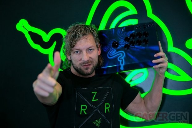Kenny Omega Team Razer