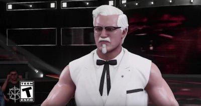 KFC se lanza en eSports con un loco video de Colonel Sanders