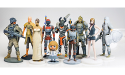 kickstarter impression 3d figurines