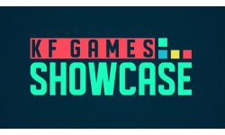 KindaFunny Games Showcase head logo