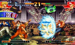 king fighters 97 screenshot