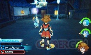 Kingdom Hearts 3D Dream Drop Distance New Nintendo 3DS comparaison (10)