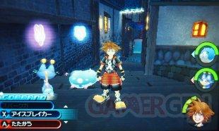 Kingdom Hearts 3D Dream Drop Distance New Nintendo 3DS comparaison (11)