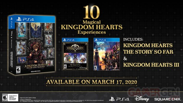 Kingdom Hearts All in One Package bis 05 02 2020