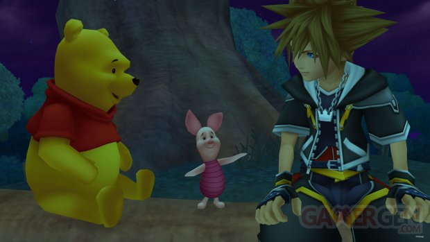 Kingdom Hearts HD 25 Remix images screenshots 18
