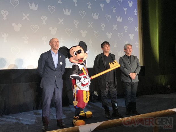 Kingdom Hearts III D23 Expo Japan 11 02 2018