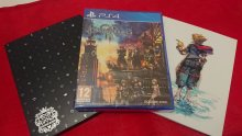 Kingdom Hearts III Deluxe Edition images deballage unboxing (10)