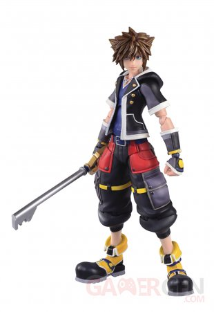 Kingdom Hearts III Figurine Sora 2018 (3)