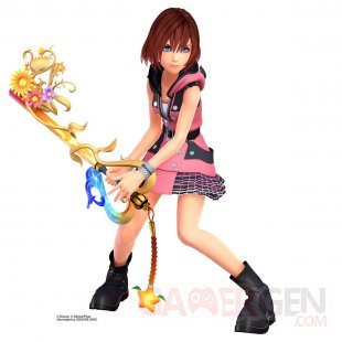 Kingdom Hearts III Kairi artwork 02 01 12 2018