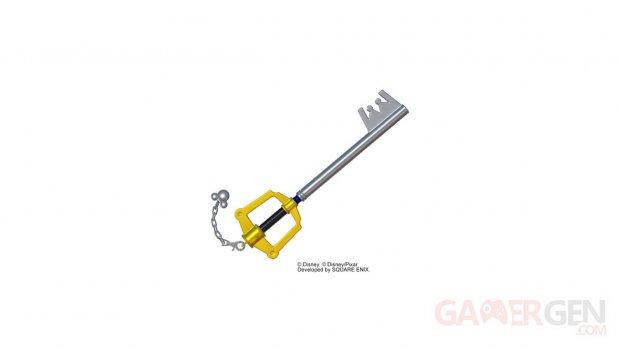 Kingdom Hearts III Keyblade (2)