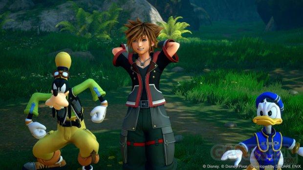 Kingdom Hearts III PC EGS