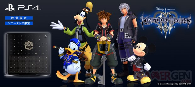 Kingdom Hearts III PS4 Slim 20 09 2018