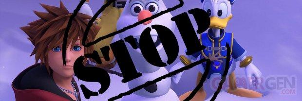 Kingdom Hearts III Stop