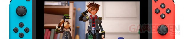 Kingdom Hearts III Switch image 1