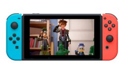 Kingdom Hearts III Switch image