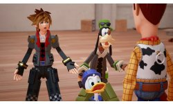 Kingdom Hearts III Toy Story head