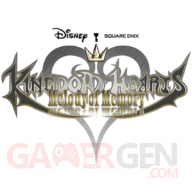 Kingdom Hearts Melody of Memory logo
