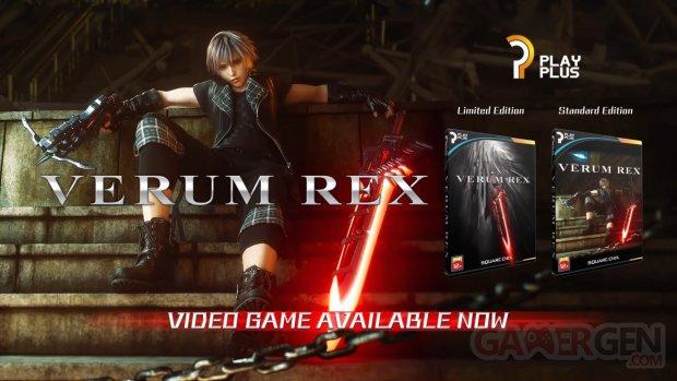 Kingdom Hearts Verum Rex 23 01 2020