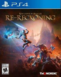 Kingdoms of Amalur Re Reckoning jaquette PS4 US 04 06 2020