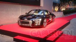 Kingsglaive Final Fantasy XV 07 07 2016 Audi R8 (1)