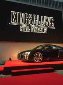 Kingsglaive Final Fantasy XV 07 07 2016 Audi R8 (2)