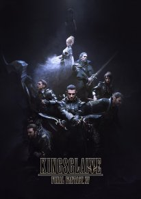 Kingsglaive Final Fantasy XV 31 03 2016 artwork