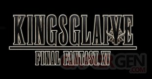 Kingsglaive Final Fantasy XV 31 03 2016 logo