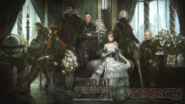 Kingsglaive Final Fantasy XV Anniversaire