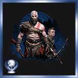 kintaris avatar god of war platine