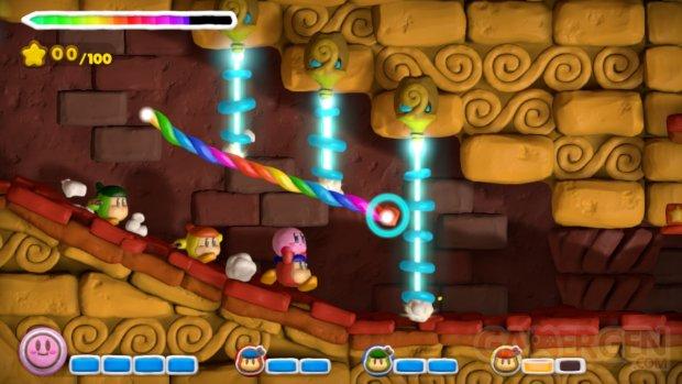 Kirby and the Rainbow Curse 06 11 2014 screenshot 12