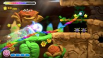 Kirby and the Rainbow Curse Paintbrush 17 01 2015 screenshot 2
