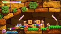 Kirby and the Rainbow Curse Paintbrush 17 01 2015 screenshot 4