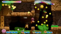 Kirby and the Rainbow Curse Paintbrush 17 01 2015 screenshot 7