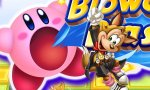 kirby blowout blast note famitsu