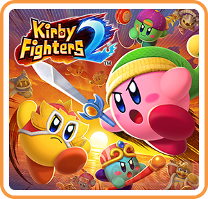 Kirby Fighters 2 icon