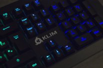 KLIM Domination Clint008 Test Note Avis Review clavier mécanique (2)