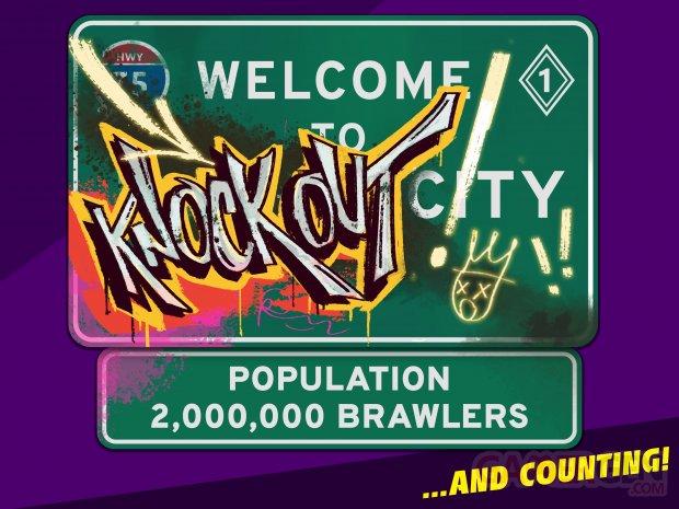 Knockout City 2 millions joueurs