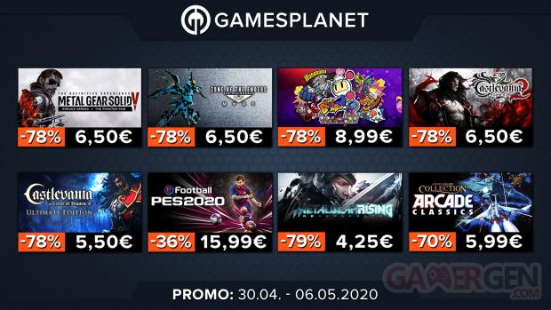 Konami Gamesplanet