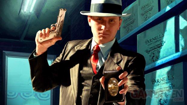 L.A. Noire Les Enquêtes VR images PS4