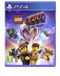 La Grande Aventure LEGO 2 Le Jeu Vidéo jaquette PS4 01 27 11 2018