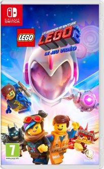La Grande Aventure LEGO 2 Le Jeu Vidéo jaquette Switch 01 27 11 2018