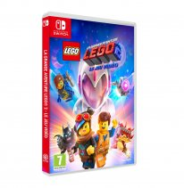La Grande Aventure LEGO 2 Le Jeu Vidéo jaquette Switch 02 27 11 2018