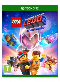 La Grande Aventure LEGO 2 Le Jeu Vidéo jaquette Xbox One 01 27 11 2018