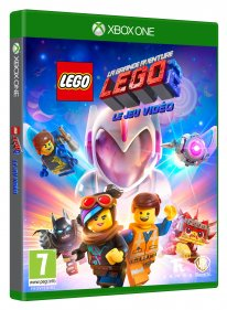 La Grande Aventure LEGO 2 Le Jeu Vidéo jaquette Xbox One 02 27 11 2018